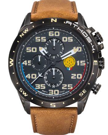Montre PAF Athos 4 A4-100C-668049 chronographe