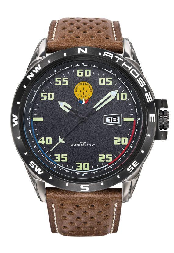 Montre PAF Athos 2 A2-100ID-668050 face