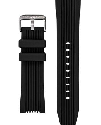 Bracelet silicone noir