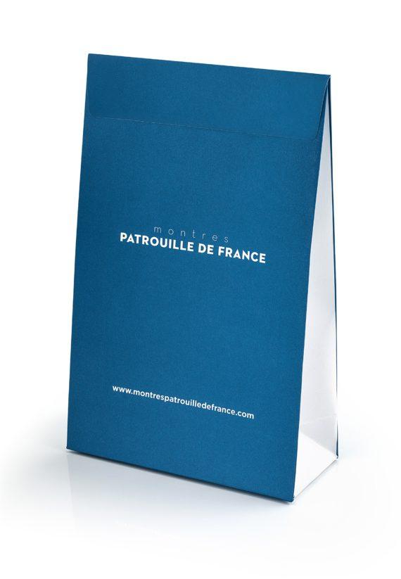 Pochette cadeau Montres Patrouille de France